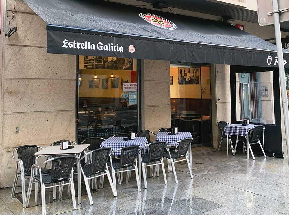 Restaurante O Faro Vigo