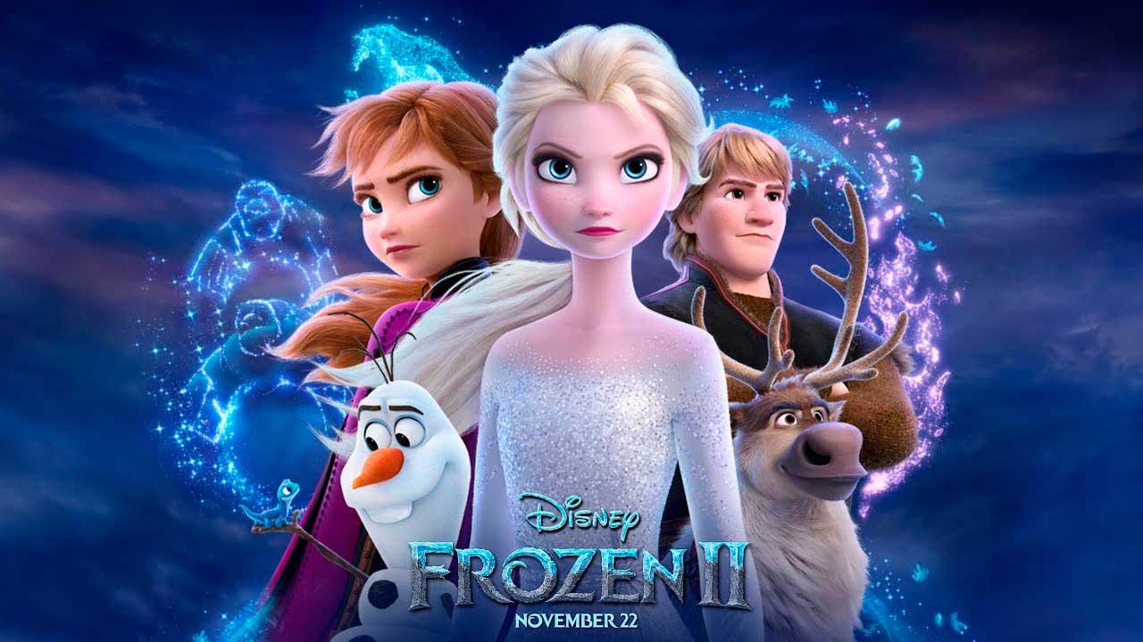Estreno de Frozen 2 en Vigo