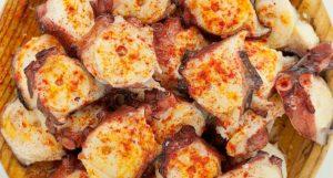 Comer en Vigo Pulpo