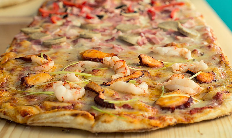 Pizza Demetro