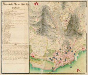 Plano Reconquista de Vigo